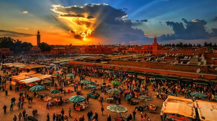 faire du henné à marrakech